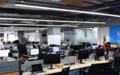 Inside a Leading-Edge Global Insourcing Center